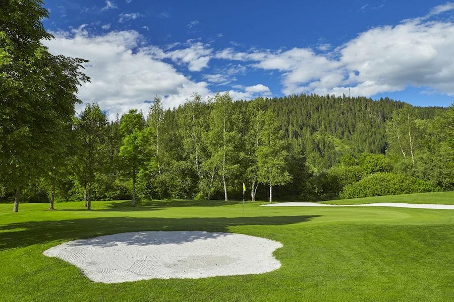 7 Tage Golfpauschale inkl. 5 Tage-Golf Alpin Card