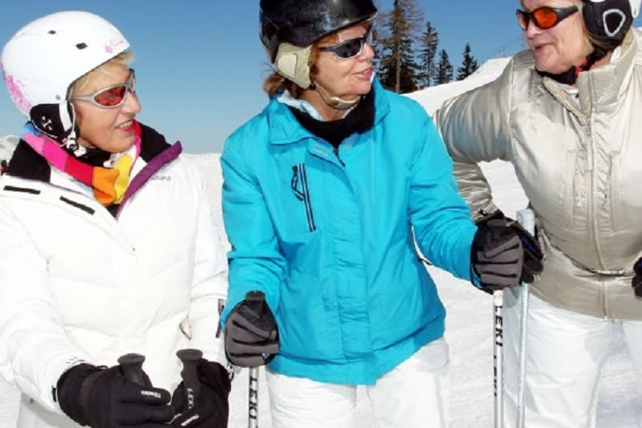 Best Ager Week – Ski Amadé